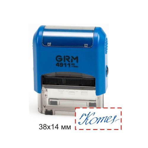 Grm 4911, 38х14 мм