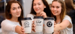 Штампы для кофейных стаканчиков